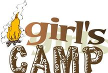 Girl's Camp / by Angie Green
