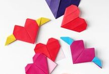Valentine's Day Crafts and Recipes. / Crafts and recipes to make for your loved ones this Valentine's Day.