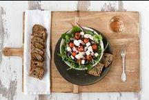 Recepten met linzen / Hier vindt u alle heerlijke recepten met rode, groene en Franse berg linzen.