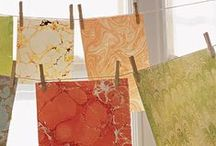 Marbled Paper