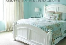 Cleaning Tips / Cleaning ideas, cleaning tips, how to clean your home, and more.