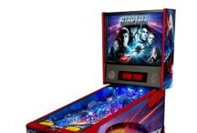 Geek alert Pinball / I have played everyone of these pinball games. There are so many more to add and play! / by Kristin Sullivan