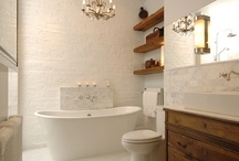 bathroom / by Jacque's Creative Art and Design
