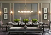Dining Room/eating areas / by Jacque's Creative Art and Design