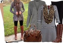 Fashion and Style / by Krista Johnson