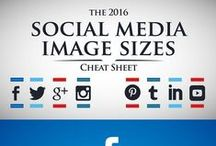 Social Media / Images related to social media that have caught our eye, and we think will be useful to small businesses.
