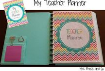 Teacher things. / by Jessika Wohleb
