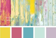 Color Palette Inspiration / by Hayley Mathison
