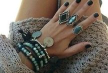 Jewelry is a girl's BFF <3 / by Abby