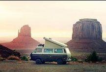 Camper Van / by Jeen Heine