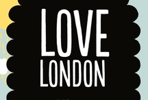 Lo(VE)ndon  / Everything bout London that i love