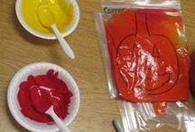 Learning Colors in Pre-K / by Jan Kniceley