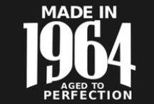 1964 / cuando veo estas imágenes veo la experiencia que tengo, por no decir lo viejo que soy,...