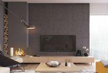 1 - Living room / Жилое пространство: гостиная, холл, совмещенные комнаты