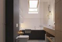 1 - Bathroom / Санузел и ванная комната