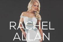 Rachel Allan Spring 2016 Collection