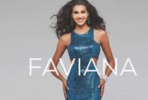 Faviana Spring 2016 Collection