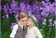 BRIDESMAIDS AND PAGEBOYS / How to dress  for the ceremony your little boys or girls www.alessandracristiani.it
