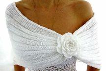 COPRISPALLE SPOSA/SHRUGS / Idee Sposa per coprire le spalle/To cover your shoulders www.alessandracristiani.it