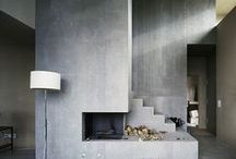 1 - Fireplaces / Камины
