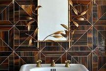 Bathrooms / by Leigh Bowman