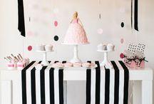 Party Ideas / by Mikayla Bassett