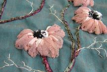 embroidery beauty / by Susan Cropper