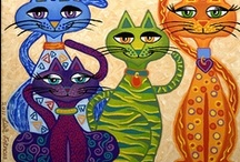 ArtEd- Cats