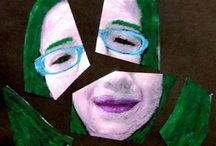 ArtEd- Faces, portraits / by Donna Staten