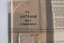 Quotes & Things / by Ellen Schmidtke
