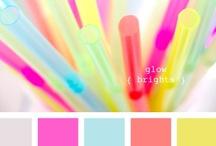 Color Schemes / by Megan Fitzgerald
