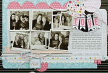 scrapbooking / by Paper Paparazzi