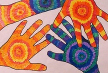 ArtEd- Hand art / by Donna Staten