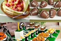Party Planning: Appetizers & Snacks