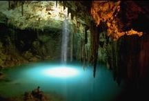 Natural wonders / These striking spots are so magical, you could probably get lost in them…