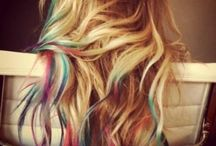 {Hairstyles} / by Annie Sandry