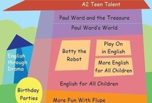 Great Educational Videos, Posters and More! / Videos, Books and other Tools that inspire us in teaching the World's children English. #franchise #efl #esl / by Helen Doron English