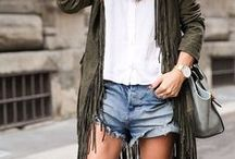 STYLE // Outfit Inspiration / For creativity in my everyday closet.