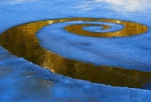 Labyrinth - Spiral - Circle / I have always been drawn to the sphere, the circle and the spiral. They naturally occur in almost all areas of nature - and are a great inspiration for design. I am also drawn to their mystical properties and origins.