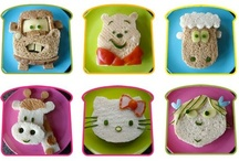 Kid Friendly Recipes / Cook up some fun with these quick and easy recipes that just kids love. Designed for preparing together, your children/students will have a great time cooking their favorites and then eating them! / by Helen Doron English