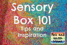 Sensory Fun For the Kids