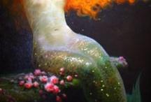 where Mermaids dwell . . .