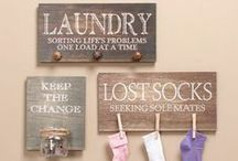 Laundry Room / by Christy Padgett