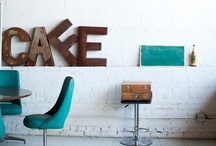 Cafe Inspiration  / Cafe and Store Inspiration / by Kylee Noelle