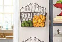 Kitchen easier / To have an organized kitchen