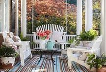 Outdoor Decor / by Jill Ligon