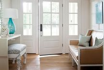 Entry Way Decor / by Jill Ligon