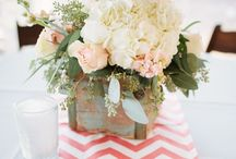 Party Table Center Pieces / by Jill Ligon