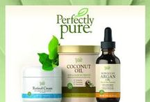 Perfectly Pure / Introducing Perfectly Pure® - our new personal care collection that'll help you discover a new, more radiant you. We bring the beauty of nature to all of our products, which are carefully made using the best possible ingredients to nourish, replenish, moisturize and protect. Featuring a revolutionary collection of products that indulge your body and entice your senses, the Perfectly Pure® line features wholesome ingredients you can trust and beautiful results you'll love. / by Puritan's Pride