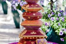 Wedding Cakes / Here are some of our Weeding cakes that we have done